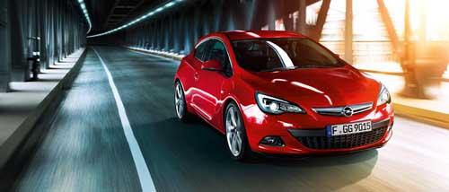 Отзывы о Opel Astra GTC (Опель Астра ЖТС)