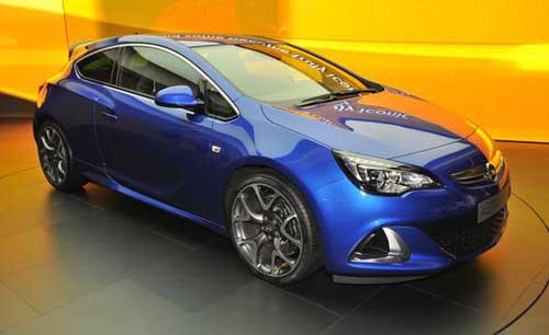 Отзывы о Opel Astra OPC (Опель Астра ОРС)